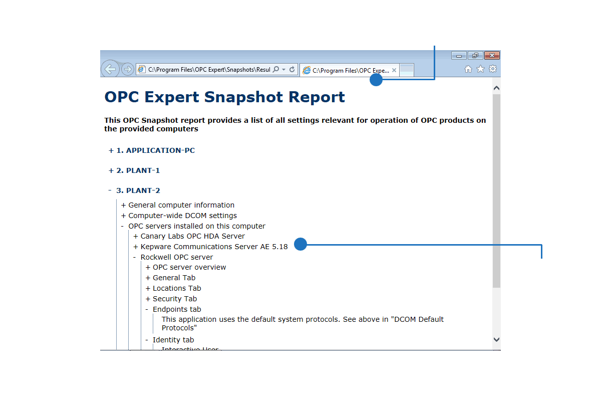 Troubleshooting OPC and DCOM with OPC Expert: Free download